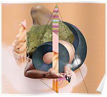 The Dangers of Origami by Zabu Stewart Poster