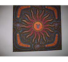 Native Of Australia Photographic Print