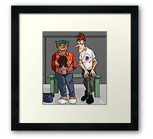 Dads  Framed Print