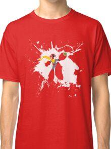 Protoman Paint Explosion Classic T-Shirt