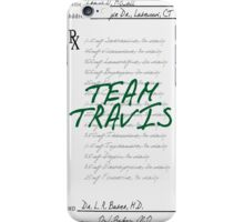Team Travis McCall iPhone Case/Skin