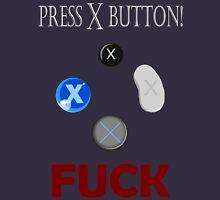 Press X Button! Unisex T-Shirt