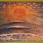 Divine Sunrise by Mangs