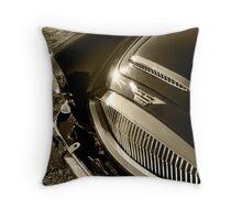 Austin Healey 3000 Mark II Throw Pillow