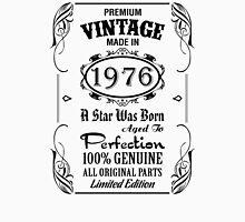 Premium Vintage Made In 1976 T-Shirt