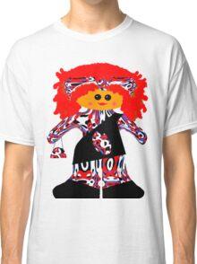 Fashion Diva Rag Doll Classic T-Shirt