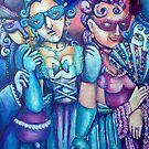 Renaissance Nightclub by Penny Hetherington