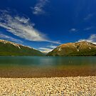 Lake Rotoiti New Zealand by 104paul