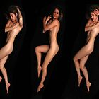 TRI-NUDE photo by William Rylott by William Timothy Rylott