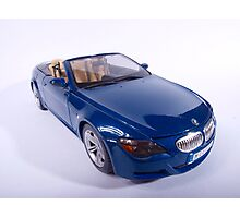 BMW  M6 cabrio Photographic Print