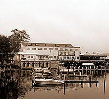 Anthony's Restaraunt Pier by SPPhotography