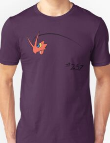 Pokemon 257 Blaziken T-Shirt