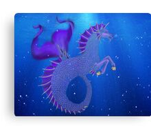 Waterhorse Canvas Print