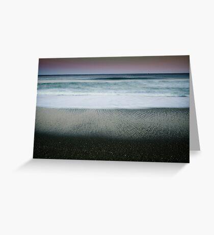 Ocean Zen Greeting Card