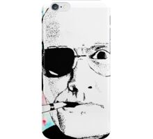 Too weird to live iPhone Case/Skin