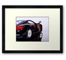Peugeot 907 SPORT CAR Framed Print