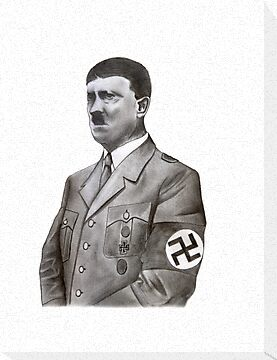 Hitler by axemangraphics