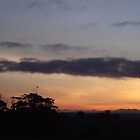 Country Sunset by CallumPoke