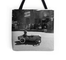 Billy cart boy Tote Bag