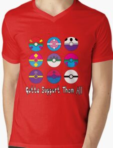 Gotta Support Them All T-Shirt