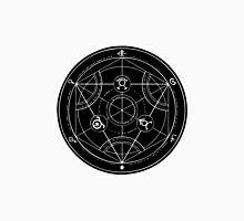 Black Alchemy Circle Unisex T-Shirt
