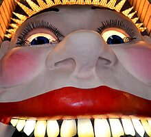 The iconic face of Luna Park by Loreto Bautista Jr.