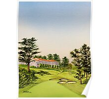 The Olympic Club 18Th Hole Poster