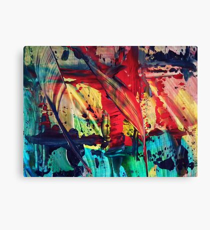 The Song Canvas Print