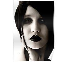 Gothic Portrait Poster