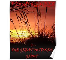 Morning Glory Over The Sea - Skegness Poster