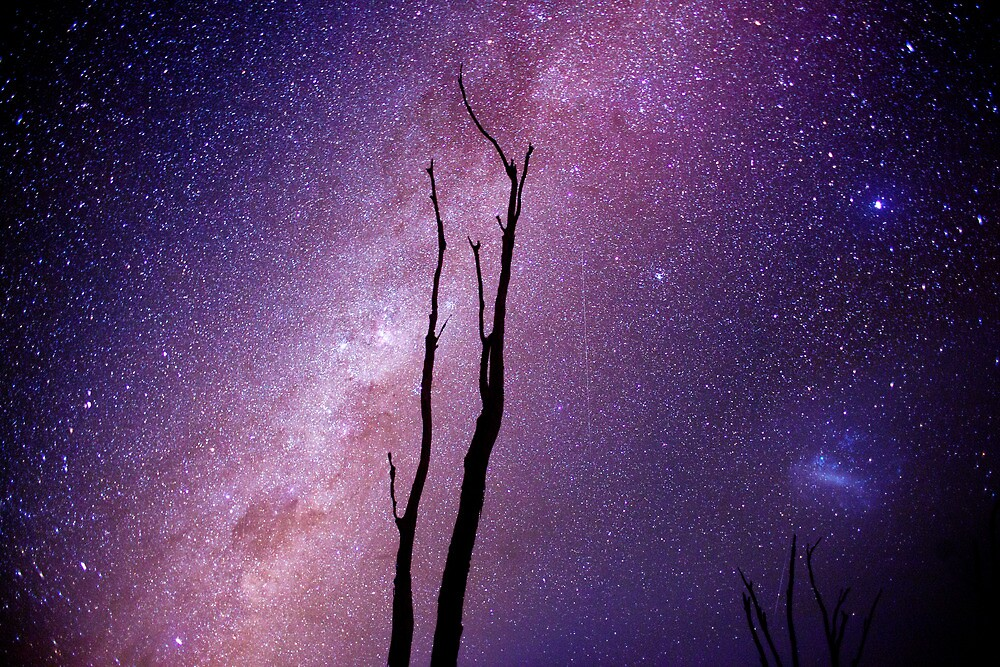 Under the Milky Way by Andrew Tallon