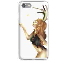 Human Fawn iPhone Case/Skin