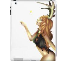 Human Fawn iPad Case/Skin