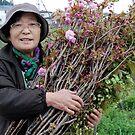 Fukushima ,(81 years old woman ) JAPAN by yoshiaki nagashima