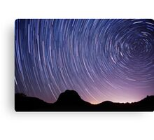 Path of the Stars Canvas Print