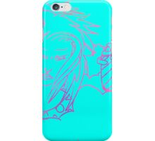 Retro-80s Hairspray Cloud iPhone Case/Skin
