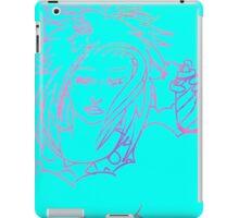 Retro-80s Hairspray Cloud iPad Case/Skin