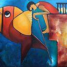 Bigger Fish to Fry by Saren Dobkins