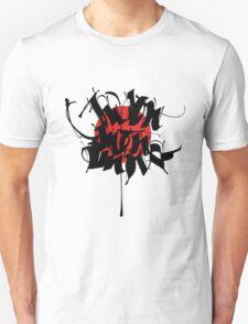 Japon, Mon Amour - Black RED Unisex T-Shirt
