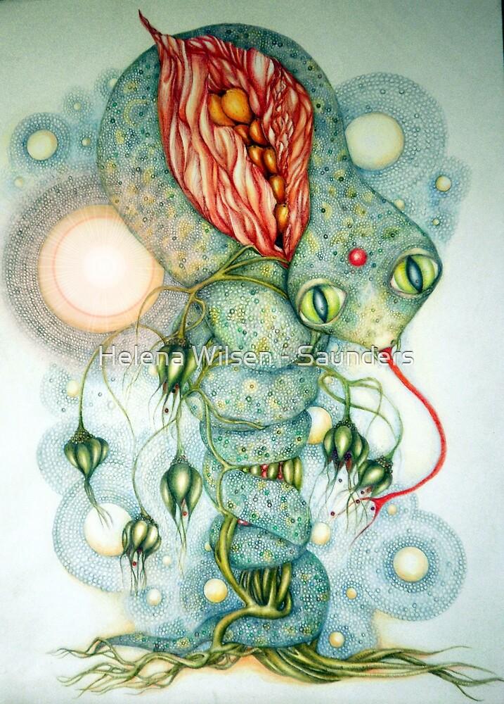 Symbiosis by Helena Wilsen - Saunders