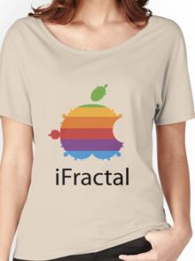 iFractal Women's Relaxed Fit T-Shirt