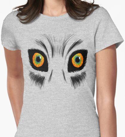 Watcher Womens Fitted T-Shirt