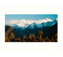 Mt Cook Art Print
