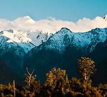 Mt Cook by Stephen Dickson