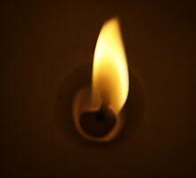 naked flame... by byzantinehalo