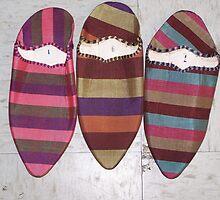 3 Left feet 2  by garlichound
