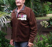 second world war man by Norma-jean Morrison