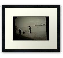 We Three Framed Print