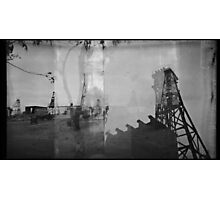 Industrial Decay Photographic Print