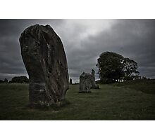 Avebury Stone Circle, Wiltshire Photographic Print